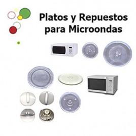 Platos Y Repuestos para Microondas.