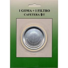 BLISTER 1 FILTRO,1 JUNTA CAF. 9T