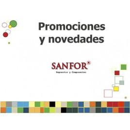 Novedades y Promociones - SANFOR
